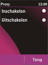 Nokia C2-03 - MMS - handmatig instellen - Stap 12