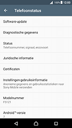 Sony F5121 Xperia X - Android Nougat - Software update - update installeren zonder PC - Stap 5