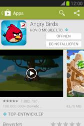 Samsung Galaxy Fame Lite - Apps - Installieren von Apps - Schritt 19
