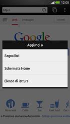HTC One - Internet e roaming dati - Uso di Internet - Fase 7