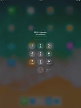 Apple iPad Pro 12.9 inch - iOS 11 - Persönliche Einstellungen von einem alten iPhone übertragen - 27 / 29