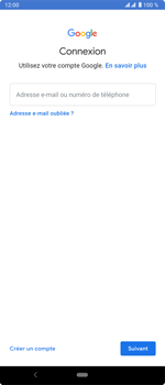 Sony Xperia 5 - E-mail - 032a. Email wizard - Gmail - Étape 9