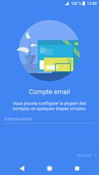 Sony Xperia XZ1 - E-mails - Ajouter ou modifier un compte e-mail - Étape 6