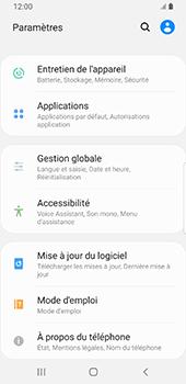 Samsung Galaxy S9 Android Pie - Appareil - Mises à jour - Étape 5