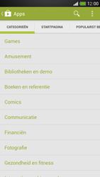 HTC One Mini - Applicaties - Downloaden - Stap 6