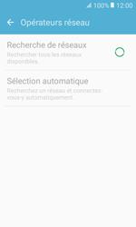 Samsung G389 Galaxy Xcover 3 VE - Réseau - Sélection manuelle du réseau - Étape 7