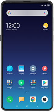 Xiaomi Mi Mix 3 5G - Internet and data roaming - Manual configuration - Step 27