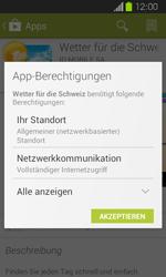 Samsung Galaxy Express - Apps - Installieren von Apps - Schritt 14
