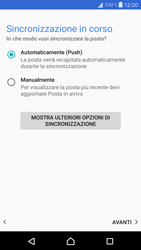 Sony Xperia X Compact - E-mail - 032c. Email wizard - Outlook - Fase 13
