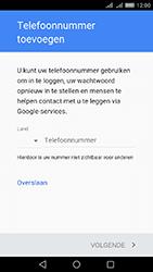 Huawei Y6 II - apps - account instellen - stap 13