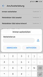 Huawei Honor 9 - Anrufe - Rufumleitungen setzen und löschen - Schritt 7