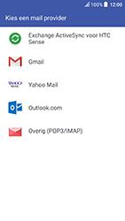 HTC U Play - e-mail - handmatig instellen - stap 5