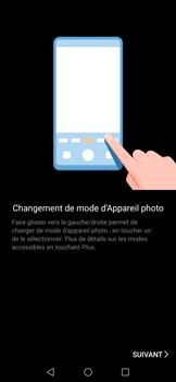 Huawei Nova 5T - Photos, vidéos, musique - Prendre une photo - Étape 3