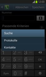 Samsung Galaxy S2 mit Android 4.1 - Anrufe - Anrufe blockieren - 10 / 14