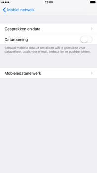 Apple iPhone 6s Plus (iOS 10) - internet - handmatig instellen - stap 9