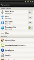 HTC One S - Internet et roaming de données - Configuration manuelle - Étape 6