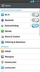 LG P875 Optimus F5 - wifi - handmatig instellen - stap 4