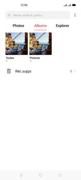 Oppo Reno 4Z - Photos, vidéos, musique - Envoyer une photo via Bluetooth - Étape 8