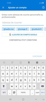 Samsung Galaxy A21s - E-mails - Ajouter ou modifier votre compte Outlook - Étape 7
