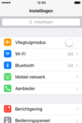 Apple iPhone 4S (iOS 9) - bluetooth - aanzetten - stap 3
