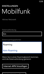HTC Windows Phone 8S - Ausland - Auslandskosten vermeiden - 8 / 8