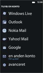 Nokia Lumia 900 - E-mail - Manuel opsætning - Trin 8