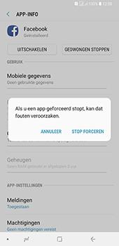 Samsung Galaxy A9 (2018) - apps - apps afsluiten - stap 7