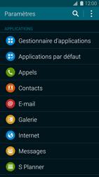 Samsung G800F Galaxy S5 Mini - Messagerie vocale - Configuration manuelle - Étape 4