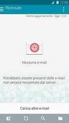Samsung Galaxy S 5 - E-mail - configurazione manuale - Fase 4