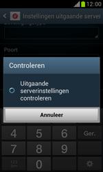 Samsung S7560 Galaxy Trend - e-mail - handmatig instellen - stap 15