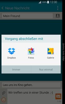 Samsung N915FY Galaxy Note Edge - MMS - Erstellen und senden - Schritt 18