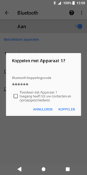 Sony Xperia XZ2 Compact - bluetooth - headset, carkit verbinding - stap 8