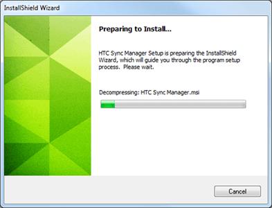 HTC One M8 - Software - Installieren von Software zur PC-Synchronisierung - Schritt 5