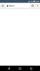 Sony Xperia XZ Premium - Internet - hoe te internetten - Stap 5