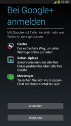 Samsung Galaxy Mega 6-3 LTE - Apps - Konto anlegen und einrichten - 16 / 25
