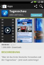 HTC Wildfire S - Apps - Herunterladen - 7 / 22