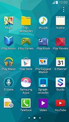 Samsung Galaxy K Zoom 4G (SM-C115) - Applicaties - Account aanmaken - Stap 3