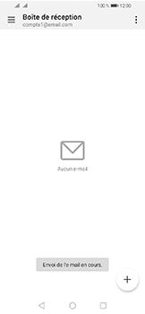 Huawei Y6 (2019) - E-mails - Envoyer un e-mail - Étape 16
