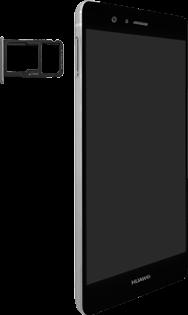 Huawei P9 Lite - SIM-Karte - Einlegen - Schritt 3