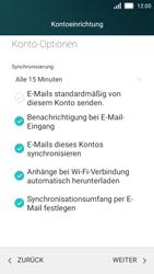 Huawei Y5 - E-Mail - Konto einrichten (yahoo) - 10 / 14