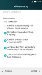 Huawei Y5 - E-Mail - 032b. Email wizard - Yahoo - Schritt 10
