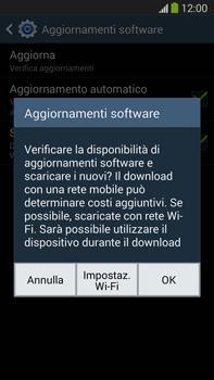 Samsung Galaxy Note III LTE - Software - Installazione degli aggiornamenti software - Fase 9