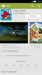 Alcatel Idol S - Apps - Herunterladen - 1 / 1