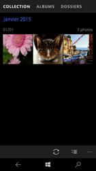 Microsoft Lumia 550 - Photos, vidéos, musique - Envoyer une photo via Bluetooth - Étape 4