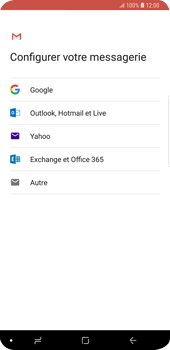 Samsung Galaxy S9 Plus - E-mail - 032a. Email wizard - Gmail - Étape 8