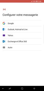 Samsung Galaxy S9 Plus - E-mails - Ajouter ou modifier votre compte Gmail - Étape 8