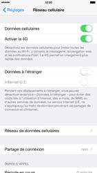 Apple iPhone 6 Plus - Réseau - Changer mode réseau - Étape 4