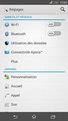Sony Xperia E4g - Aller plus loin - Désactiver les données à l'étranger - Étape 4