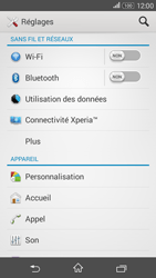 Sony E2003 Xperia E4G - Internet - configuration manuelle - Étape 5
