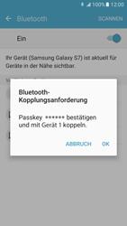 Samsung Galaxy S7 - Bluetooth - Verbinden von Geräten - Schritt 7
